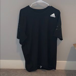 Adidas alpha skin shirt